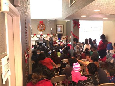 Christmas 2017 Local Mission Outreaches