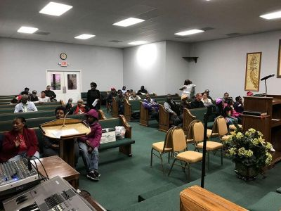 2018 - Christmas Outreach - Fellowship Missionary Baptist Church - Fifth Ward