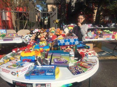 2017 - Christmas at 3737 Hillcroft Apts