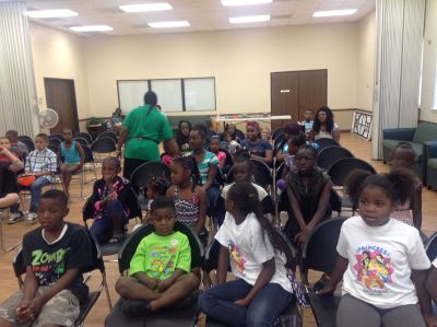 Clayton Homes Back to School