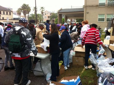 Galveston Outreach