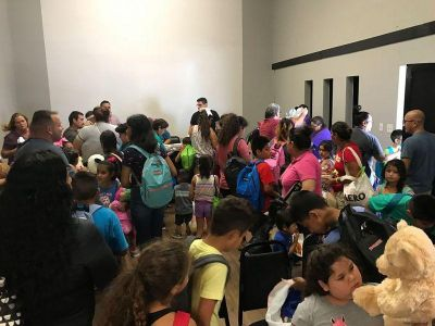 2018 - Back to School - Harlingen, Texas
