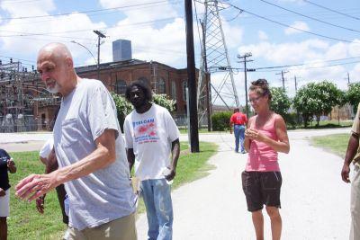 Homeless Outreach 2010