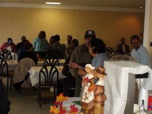 Homeless Thanksgiving Dinner 2010