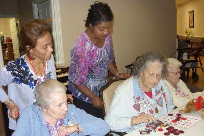 Hospice and Nursing Home