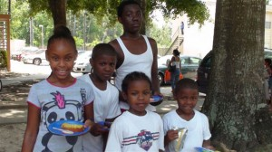 Northside Back to School Drive 2010