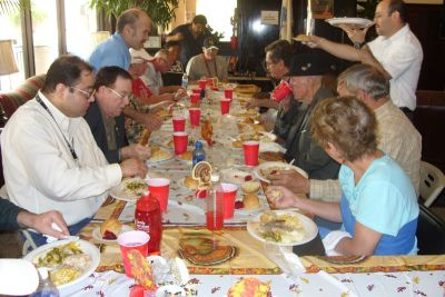 SRO Thanksgiving
