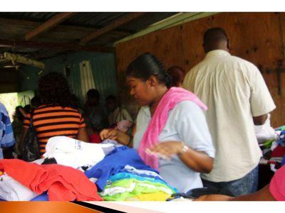 St.Lucia Mission Trip 2011