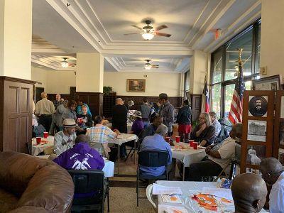 2019 Veterans S.R.O. Outreach - Houston, Texas