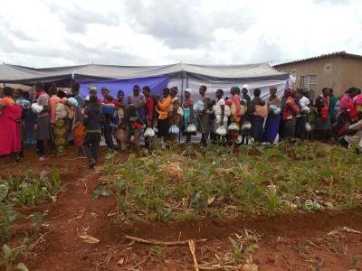 Zimbabwe Mission Trip 2014